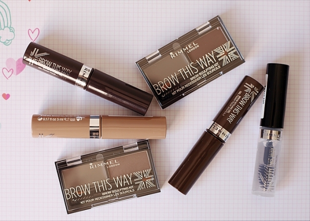Rimmel Brow this Way Competition !